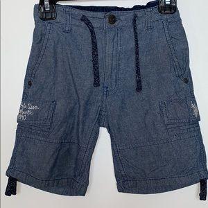 U.S.Polo Assn. boys shorts size 4